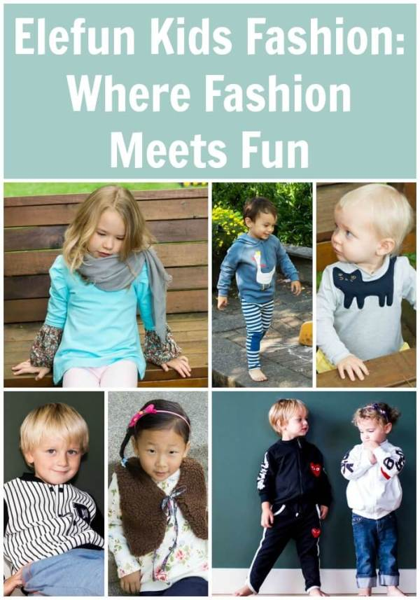 Elefun Kids Fashion: Where Fashion Meets Fun.