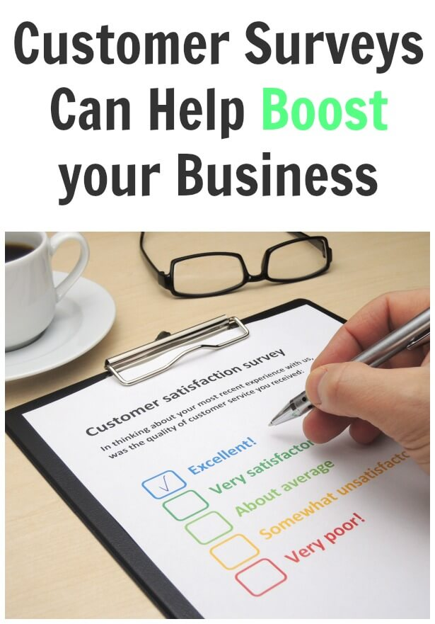 Customer Surveys Can Help Boost your Business