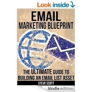 FREE Email Marketing Blueprint eBook