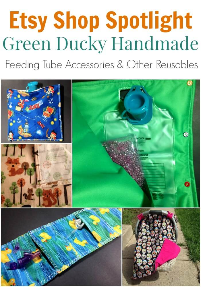 Etsy Shop Spotlight - Green Ducky Homemade