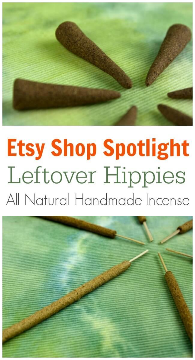 Etsy Shop Spotlight - Leftover Hippes