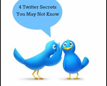 Twitter Secrets you may not know.