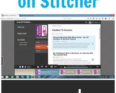How to Leave a Podcast Review on Stitcher