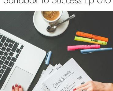 FTC Guidelines And How To Disclose As A Blogger - Sandbox To Success Ep 016