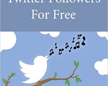 FREE Get More Twitter Followers For Free eBook