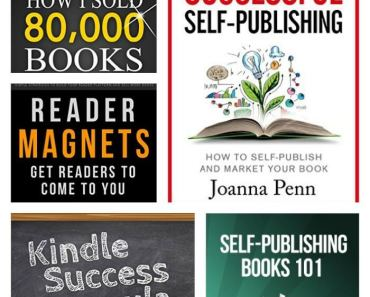 FREE 5 Self-Publishing Books