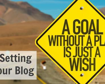 Goal Setting For Your Blog - Sandbox To Success Episode 033