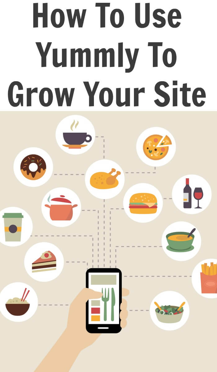 How To Use Yummly To Grow Your Site