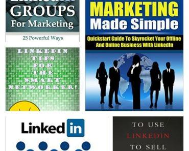 5 FREE LinkedIn eBooks