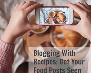 Blogging With Recipes. Get Your Food Posts Seen - Sandbox To Success Episode 039