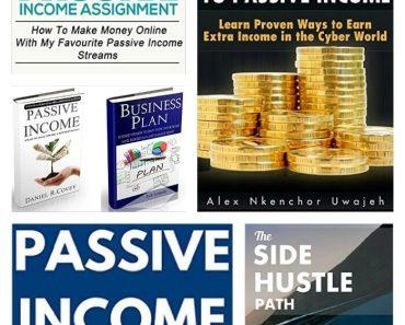 5 FREE Passive Income eBooks