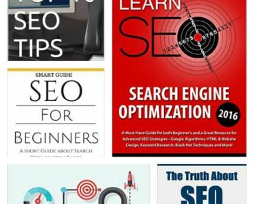 5 FREE Search Engine Optimization eBooks