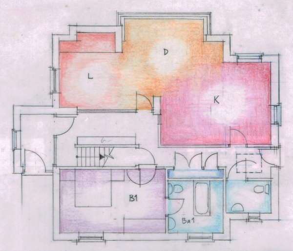 Architects macclesfield fees duties explained by architect for Small house design for elderly