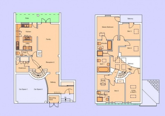 architects house plans manchester
