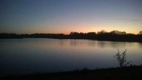 Sunset Lake