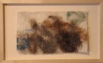 """River Running Through"" Lana Dura, Navajo Churro wool"