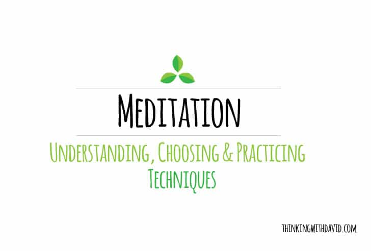 Meditation & Getting Started: A Short Guide to Understanding and Practicing Meditation