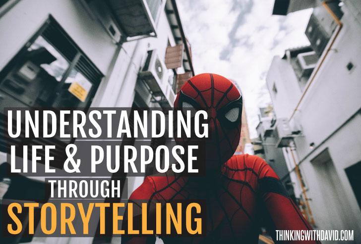 life purpose through storytelling