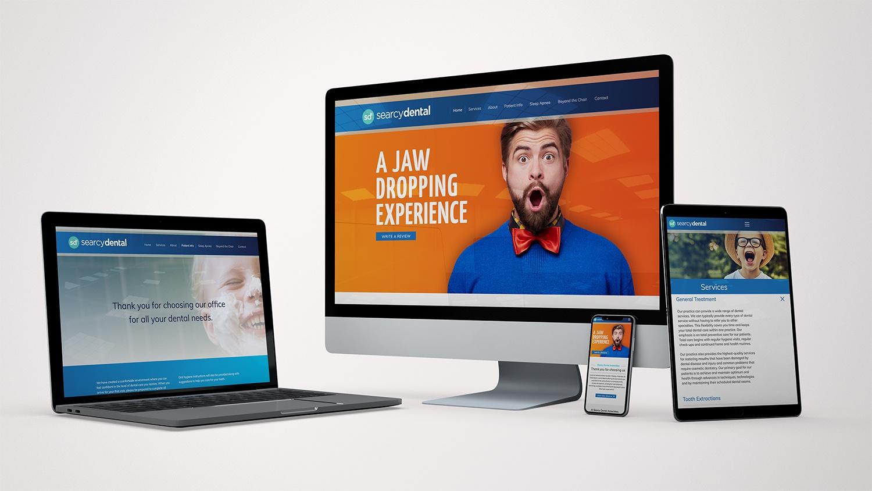 Searcy Dental Website