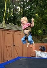 OTTOs a happy jumper