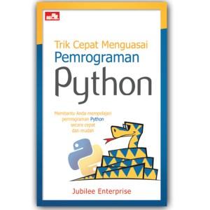 trik cepat menguasai pemrograman python-web