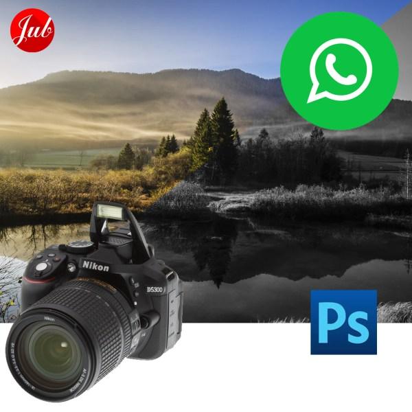 Kelas Online Teknologi Mahir Menggunakan Photoshop
