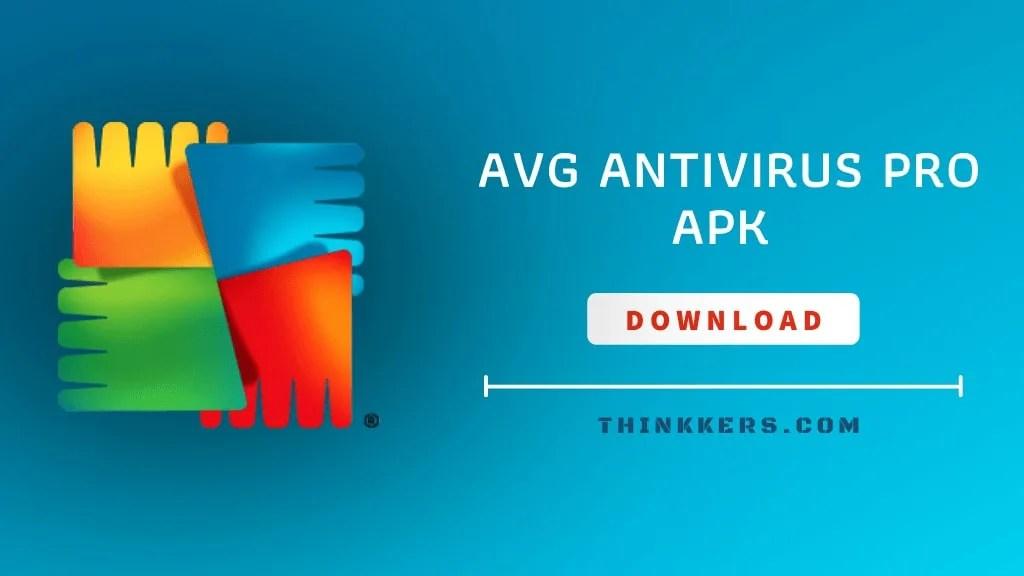 avg antivirus pro apk download