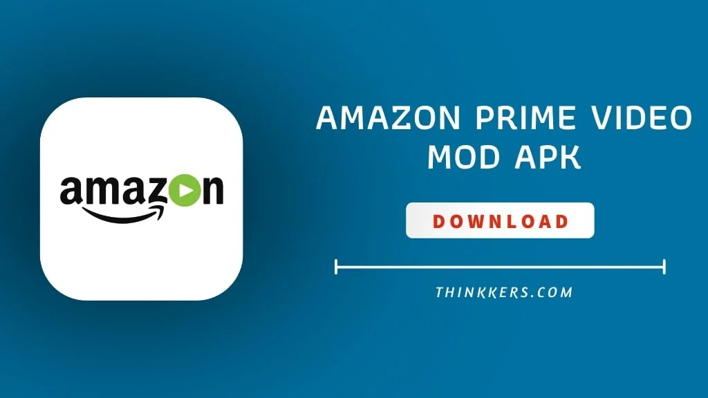 amazon prime mod apk download