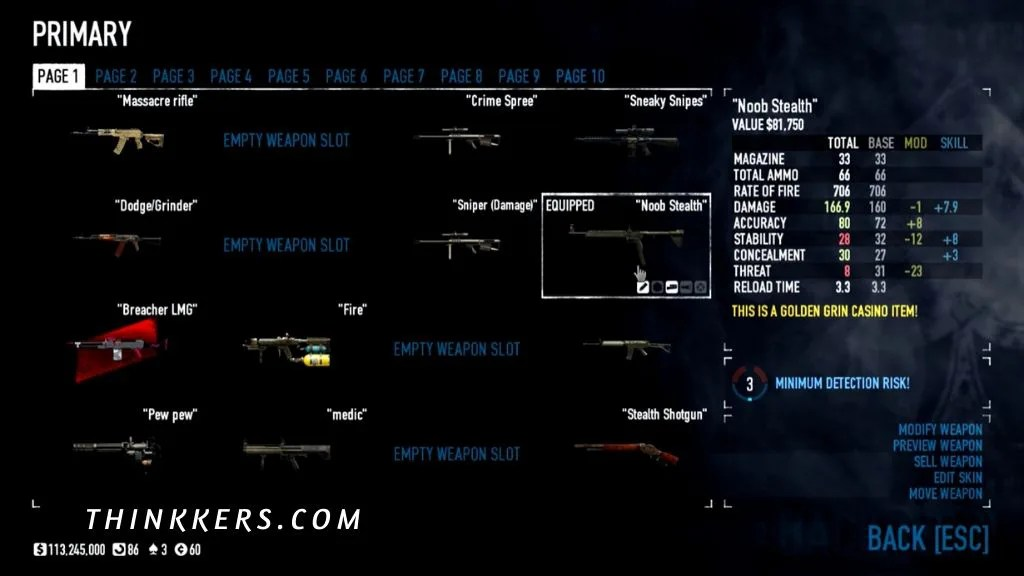 Custom attachments for custom weapons