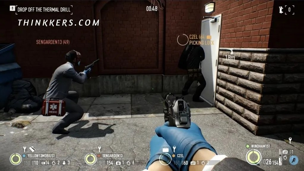 keepers payday 2 mod
