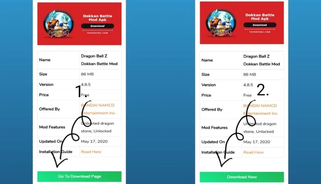 Download dokkat battle mod apk