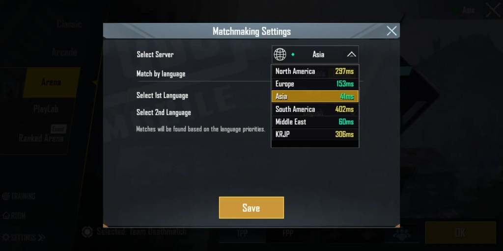 choose better servers