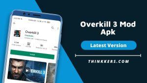 Overkill 3 Mod Apk