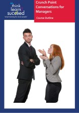 Crunch Point Conversations for Managers1