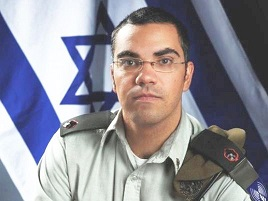 Ovijay Adray- Arabic language and the occupation army spokesperson