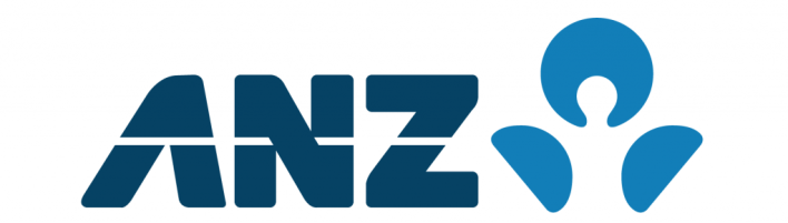 Australia & New Zealand banking Group (ANZ) logo