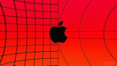 Photo of Apple Logo Evolution Story