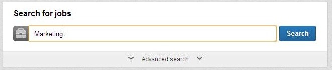 LinkedIn Classical Job Search