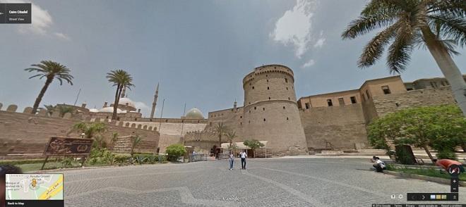 Cairo Citadel - Enterance