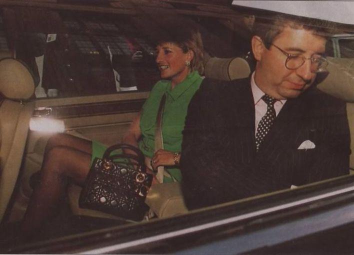 Patrick Jephson-Chief of Staff to Princess Diana