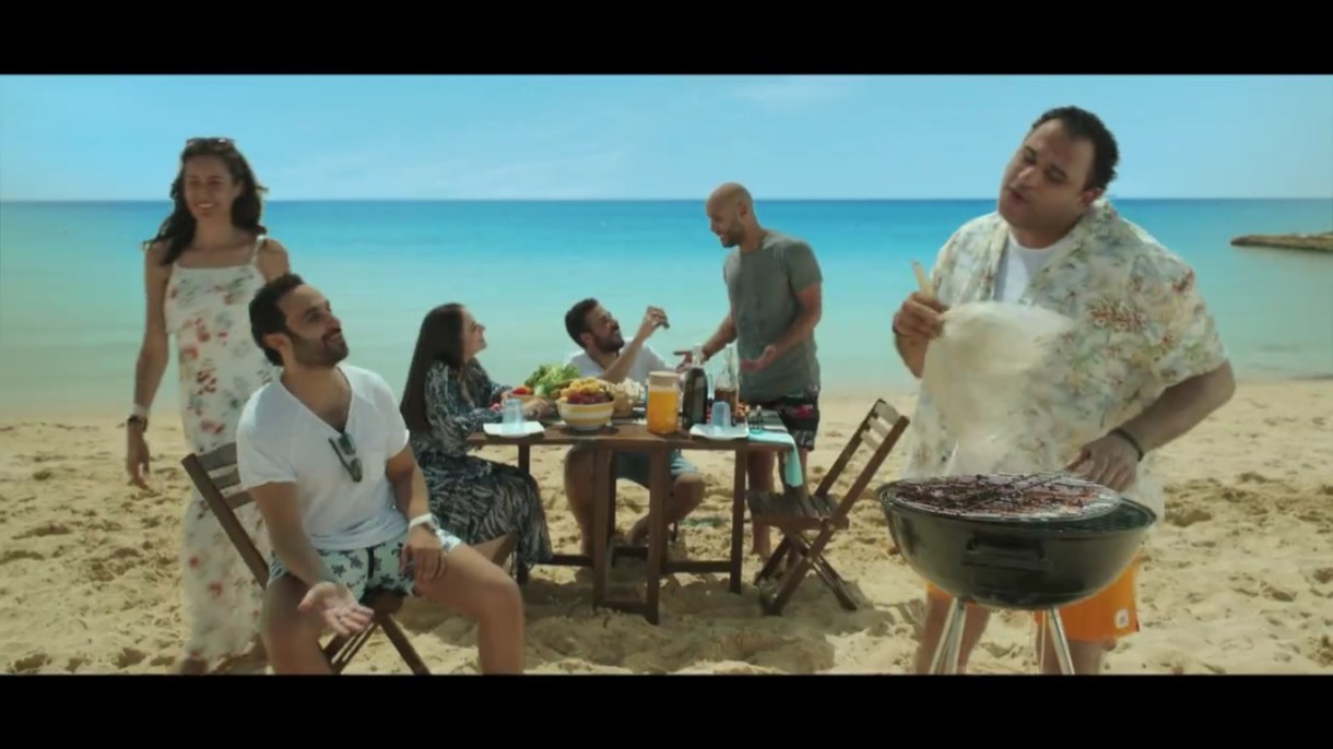 Orange Ramadan Ad-An uplifting, beachside ad about Ramadan at the picturesque marina in Egypt.