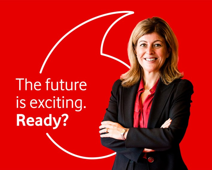Serpil Timuray, Group Chief Commercial Operations and Strategy Officer, Vodafone Group
