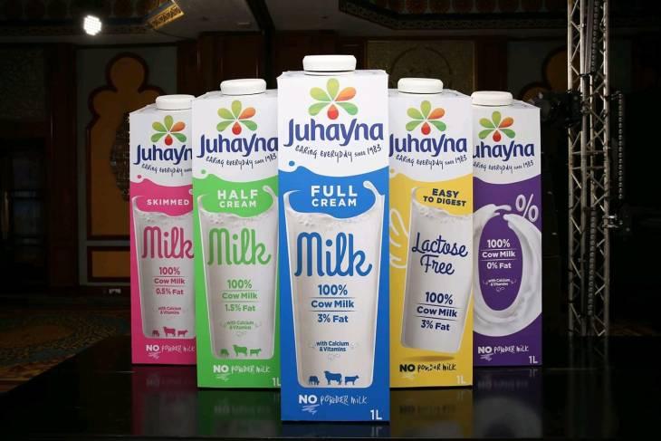 Juhayna 2019 Dairy Product Design Change Update