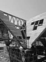 Gazebo: Phases during construction