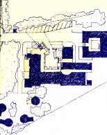 Shrujan Campus [2004] drawing by Mausami Andhare