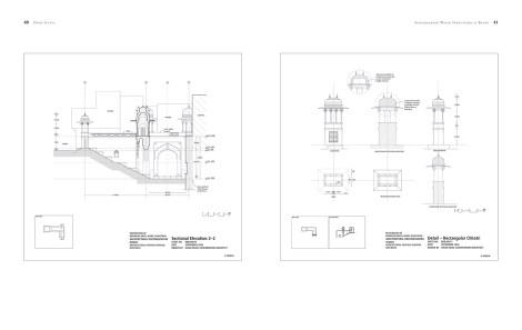 Page Spread: Urban Planning At Bundi-Subterranean Water Structures by Divay Gupta.