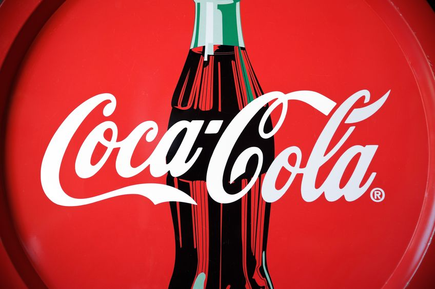 Despite changes over the years, Coca-Cola's logo always nods to the company's long history