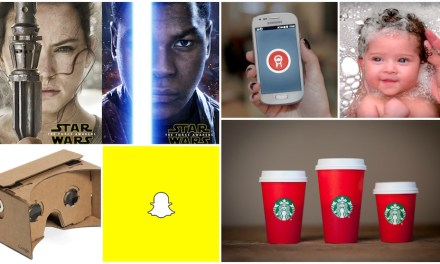 The Most Awesome Marketing Efforts of 2015