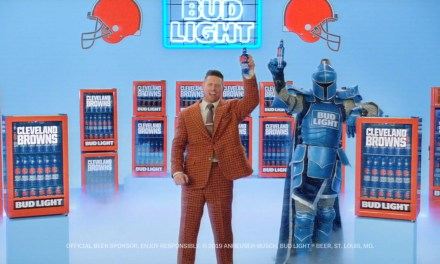 AdWatch: Bud Light | Browns & Bud Light Victory Fridge Commercial