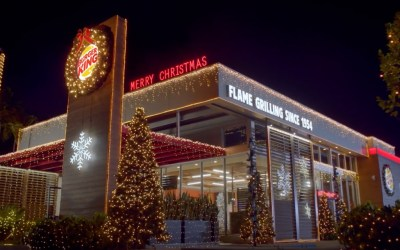 AdWatch: Burger King | Christmas in July